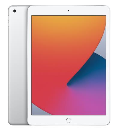 Apple Ipad 2020 Wifi 128Gb Silver Eu
