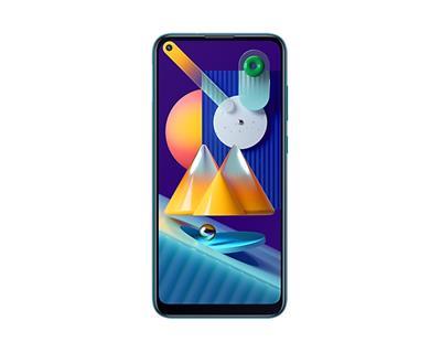 Fotos  Samsung Galaxy M11 3/32 Blue EU