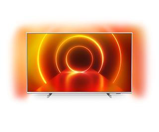Tv Led Philips 55Pus7855 12 4K 55´´ 3840X2160 . . .