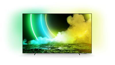 X Tv Oled  55´´ Philips 55Oled705/ 12 4Kuhd. Smar . . .