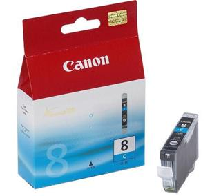 Fotos CANON CLI-8 COLOUR BLISTER W/SEC      COLOUR INK CARTRID