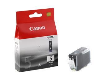 Fotos Canon PGI-5BK Cartridge black