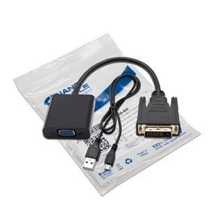 Nanocable Cable Conversor Dvi 24+ 1 A Vga Hdb15 H . . .