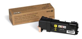 Fotos Xerox Toner/Yellow HighCap 6500 WC 6505 2500p