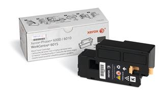 Fotos Xerox Toner/Black Std Cap 6000/6010 2000pages