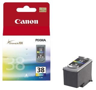 Fotos Canon CL-38/Color