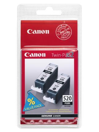 Fotos Canon PGI-520BK Twin Pack PGI-520BK Twin Pack