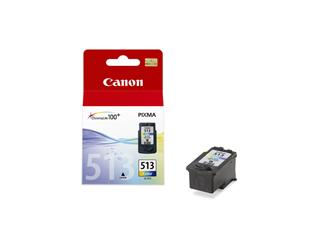 Fotos Canon Colour Ink Cartridge CL-513 BL w/Sec