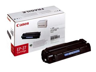 Fotos CANON EP-27 TONER CARTRIDGE BLACK     F/ LBP-32