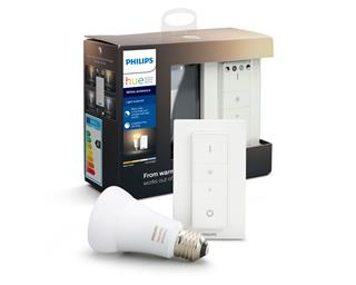 Philips Hue White Ambiance White E27 Bt