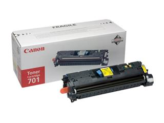 Fotos CANON CARTRIDGE YELLOW 701L           CAPACITY 2000 PAG