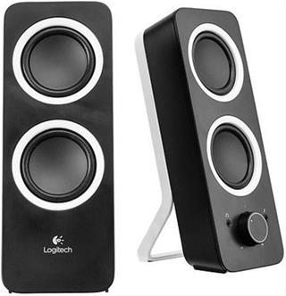 Altavoces 2. 0 Logitech Multimedia Speakers Z200 . . .