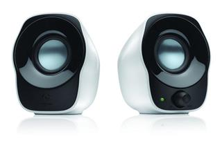 Altavoces 2. 0 Logitech Stereo Speakers Z120