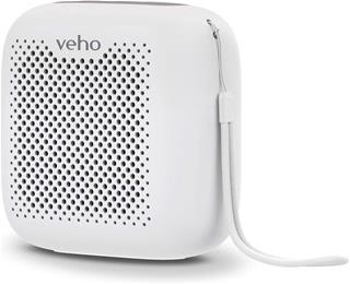 Altavoz Veho Mz- 4 Bluetooth Tws Portátil Blanco
