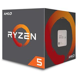 Fotos Procesador AMD Ryzen 5 2600X 4.25GHz AM4