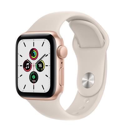 Apple Watch Se 40 Gld Al St Sp  Gps- I