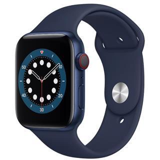 Apple Watch Serie 6 Gps +  4G 44Mm Blue Aluminium . . .