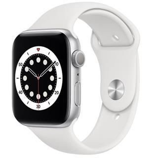 Apple Watch Serie 6 Gps 44Mm Silver Aluminium +  . . .
