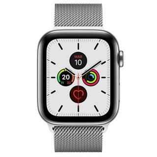 Apple Watch Series 5 Gps+ Cellular 44Mm Acero . . .