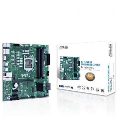 Asus Pro B560m- C/ Csm Intel® B360 Lga 1200 Micro . . .