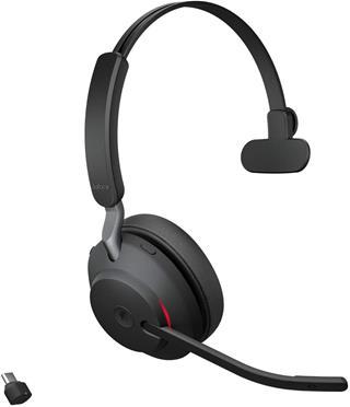 Auricular Jabra 26599- 899- 899 Evolve2 65 Headset . . .