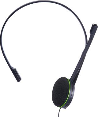 Auricular Microsoft S5v- 00015 Xbox One Con Cable . . .