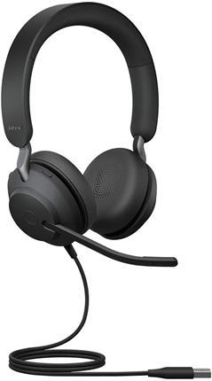 Auriculares Jabra Evolve2 40 Usb- A Uc Stereo Con . . .
