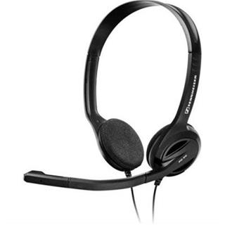 Auriculares Sennheiser Pc 3 Chat Con Cable Con . . .