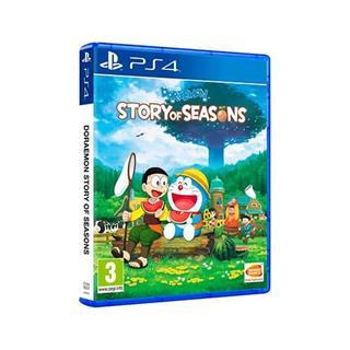 Bandai Juego Sony Ps4 Doraemon Story Of Seasons . . .
