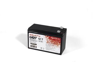 Batería Sai Salicru 12V/ 34W Ubt 12/ 7