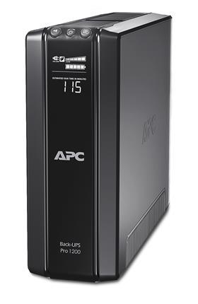 Fotos APC BACK-UPS PRO 1200 POWER-SAVING  230V SCHU