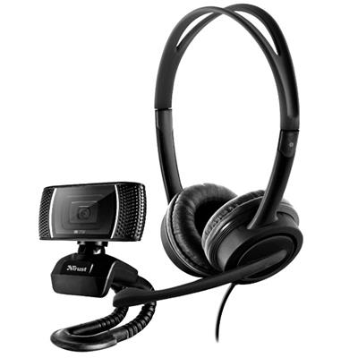 Bundle Home Office Trust Compuesto Por Un Headset . . .