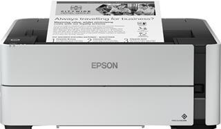 Fotos Impresora inyección tinta monocromo Epson EcoTank ET-M1140 USB Doble cara