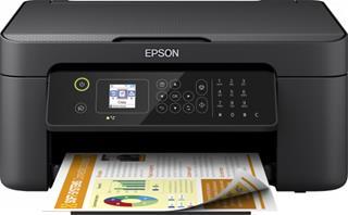 Fotos Impresora multifunción Epson WorkForce tinta color WiFi