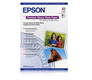 Fotos EPSON PREMIUM GLOSSY PHOTO PAPER      A3 STYLUS PHOTO 12