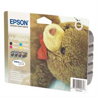 Fotos Epson Ink Cart/Multipack Stylus D68/D88