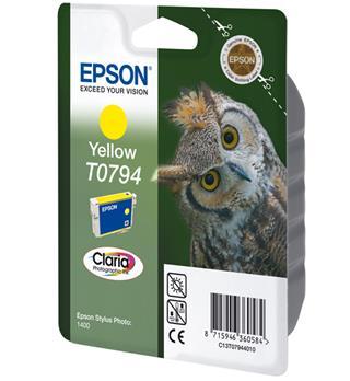Fotos Epson Ink Cart/yellow Stylus Photo 1400