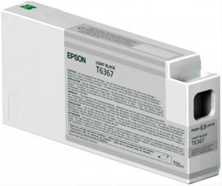 Fotos EPSON CARTUCHO INYECCION TINTA GRIS 700ML STYLUS PRO/7900/9900/7890/9890