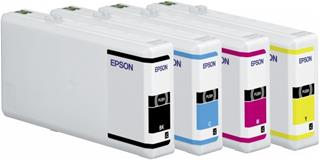 Fotos EPSON INK CARTRIDGE L YELLOW 0.8K     WP4000/4500 SERI