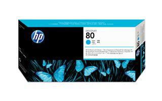 Fotos HP No80 Printhead+cleaner/cyan f DJ1xxx