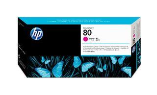 Fotos HP No80 Printhead+cleaner/magenta DJ1xxx