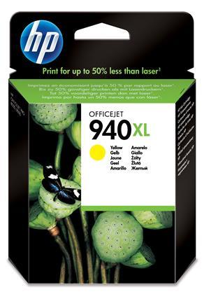 Fotos HP Cart 940XL Officejet Yellow
