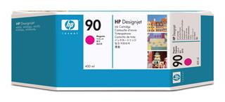 Fotos HP Ink Cart/No 90 Magenta 400ml