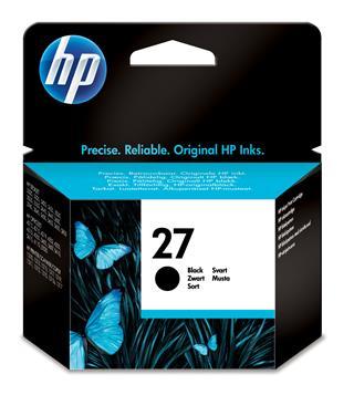 Fotos HP Ink Cart/black 125sh f Inkjet ML EM