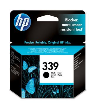 Fotos HP Ink Cart N339/black 800sh FIJ