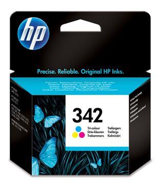 Fotos HP No 342 Ink Cart/Tricolour 5ml