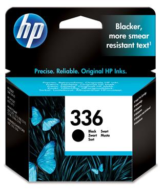 Fotos HP No 336 Ink Cart/black 5ml
