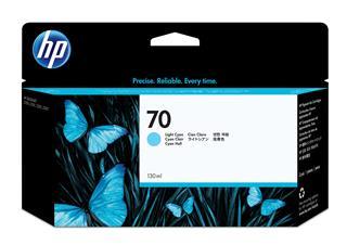 Fotos HP No 70 Ink Cart/130 ml Light Cyan w vi