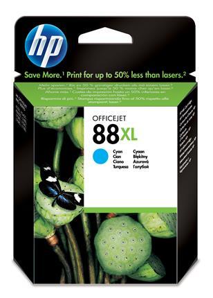 Fotos HP No 88 Ink Cart Large/cyan