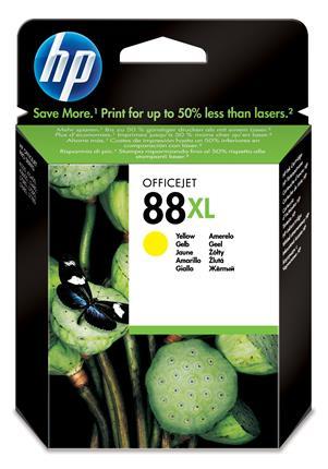 Fotos HP No 88 Ink Cart Large/yellow